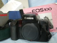 * 100 * Canon EOS 100 Professional SLR Camera Boxed  £19.99